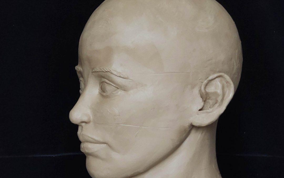 FORMATION «Sculpter un buste en argile de A à Z»