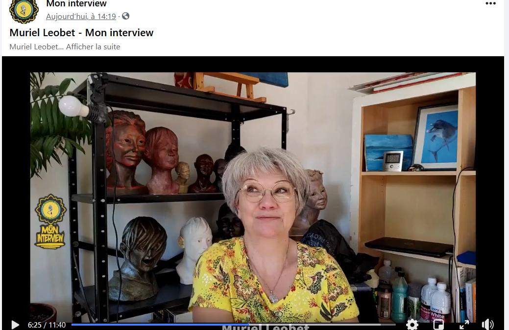Interview… réalisée par Poussière Productions.